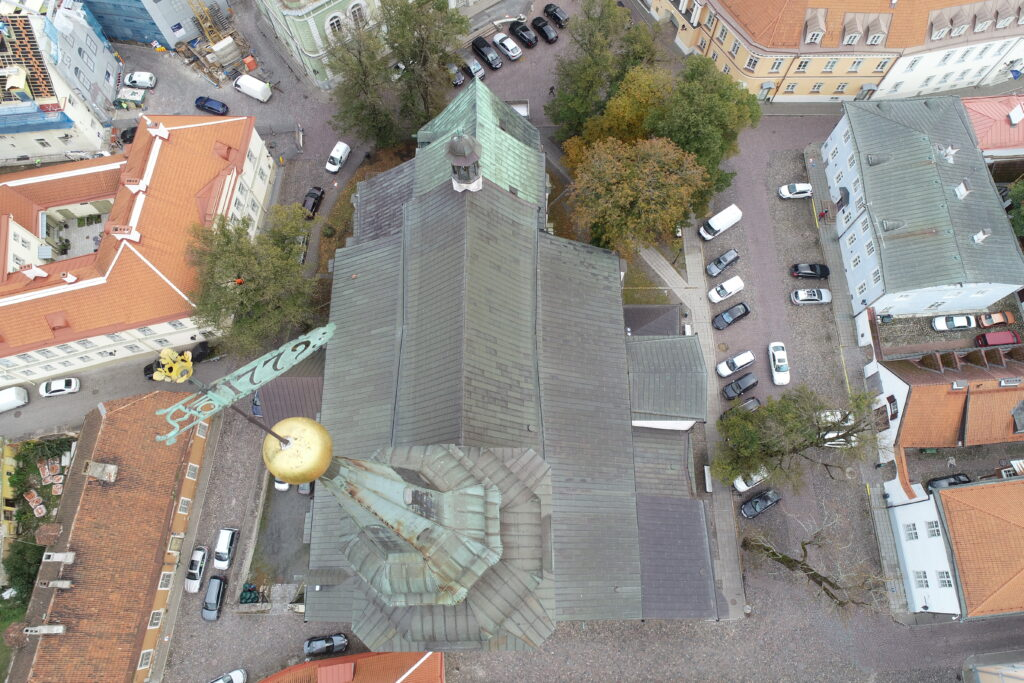 Tallinna_Toomkirik_Droonifoto